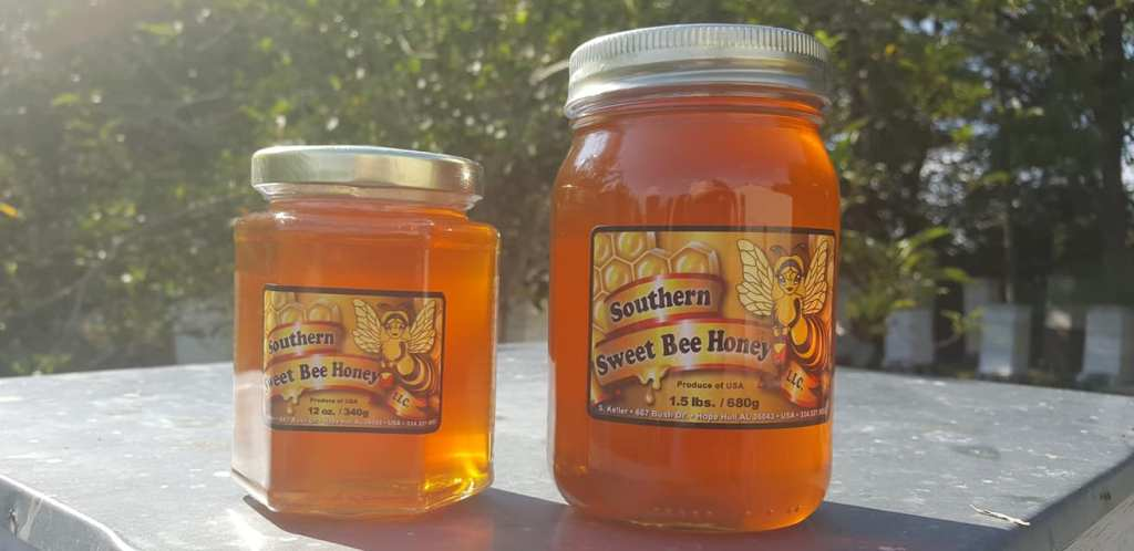 Southern Sweet Bee Honey