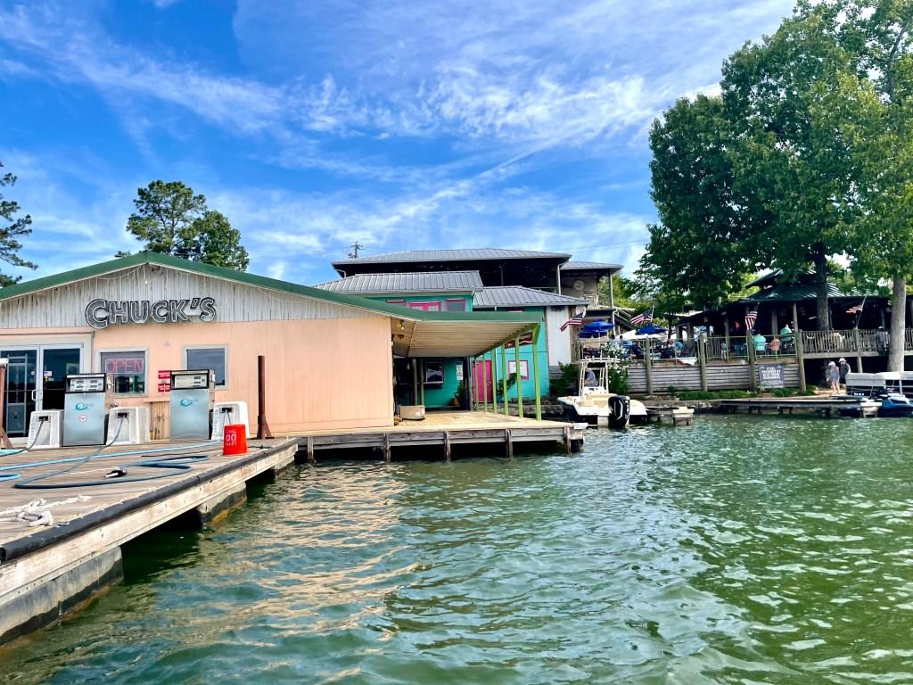 Chuck'S Lake Martin, Fishing