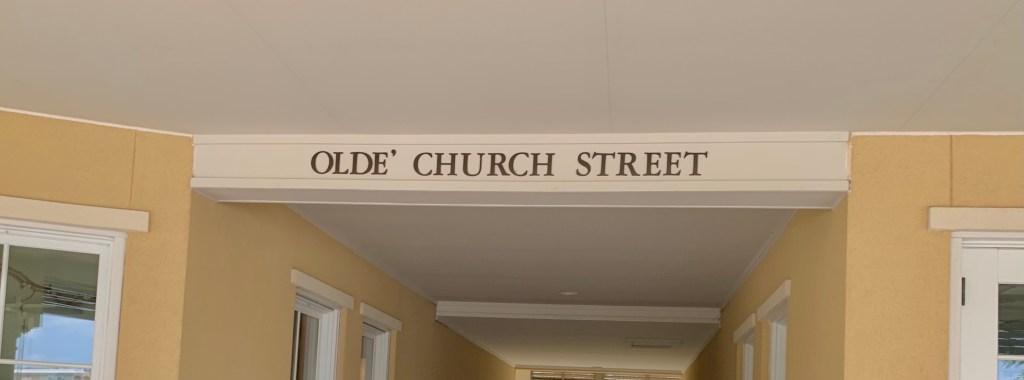 Olde Church Street, Fairhope