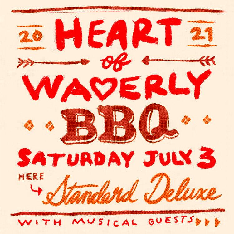 Heart Of Waverly Bbq
