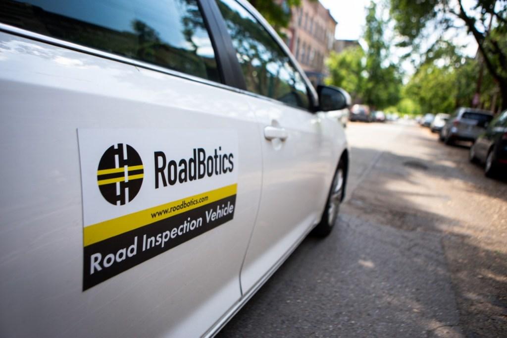 The Roadbotics Inspection Vehicle Hits Montgomery'S Roads! Photo Courtesy Of City Of Montgomery.
