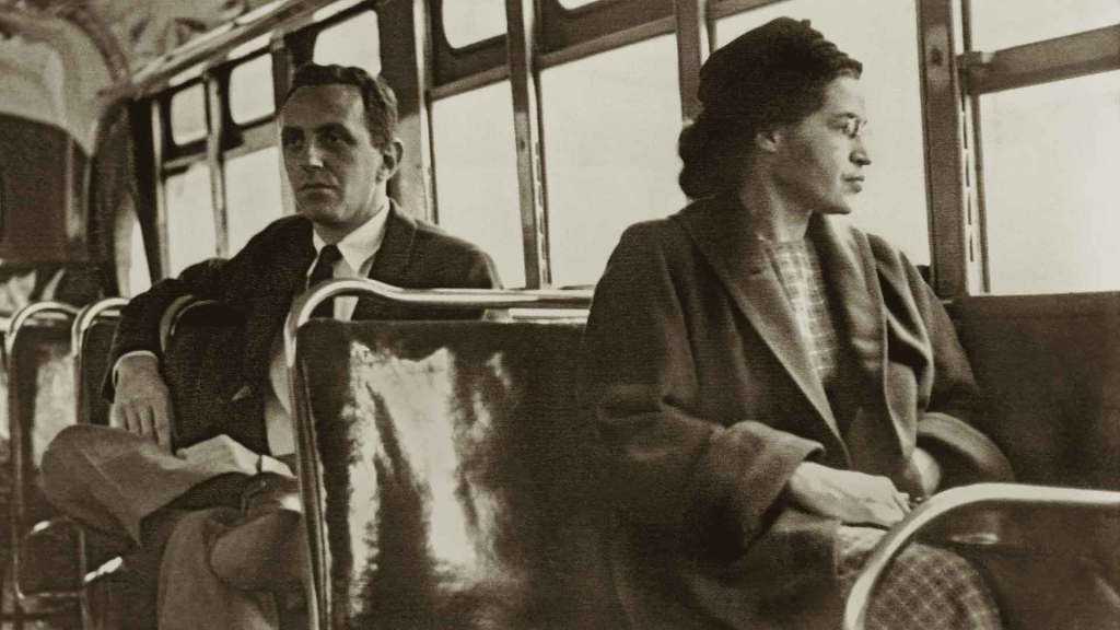 Rosa Parks In Montgomery From Crt Alabama Civil Rights Trail, Alabama Civil Rights Trail Podcast, Civil Rights Movement In Alabama, Us Civil Rights Trail