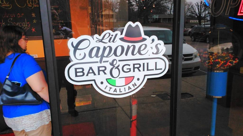 Lil Capone'S Bar And Grille