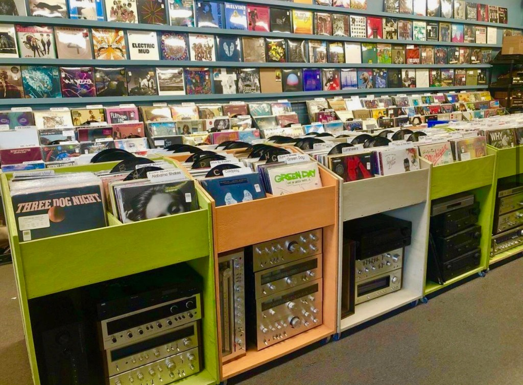 Record Stores In Birmingahm