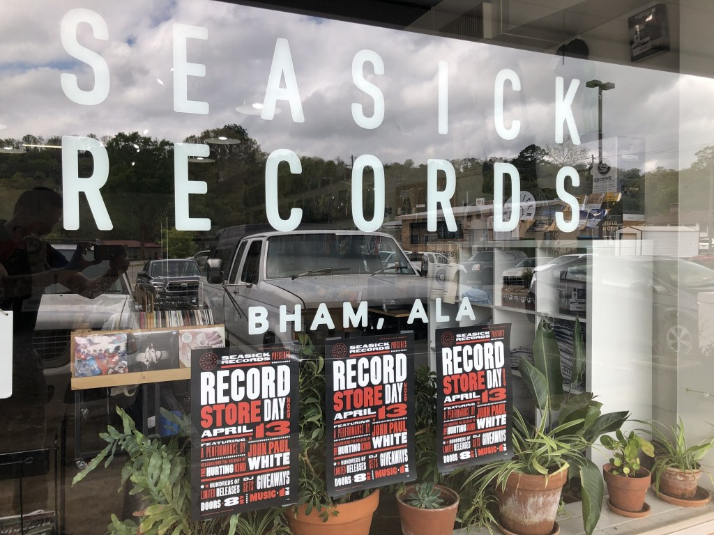 Record Stores In Alabama