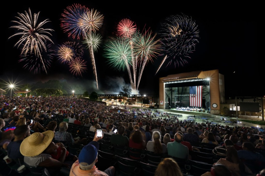 Jimmy Buffett'S Show Will Surely Be A Party. Photo Via Tuscaloosa Amphiteater