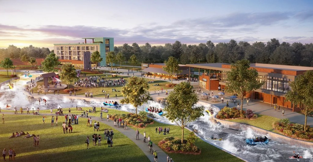 Montgomery Whitewater Project