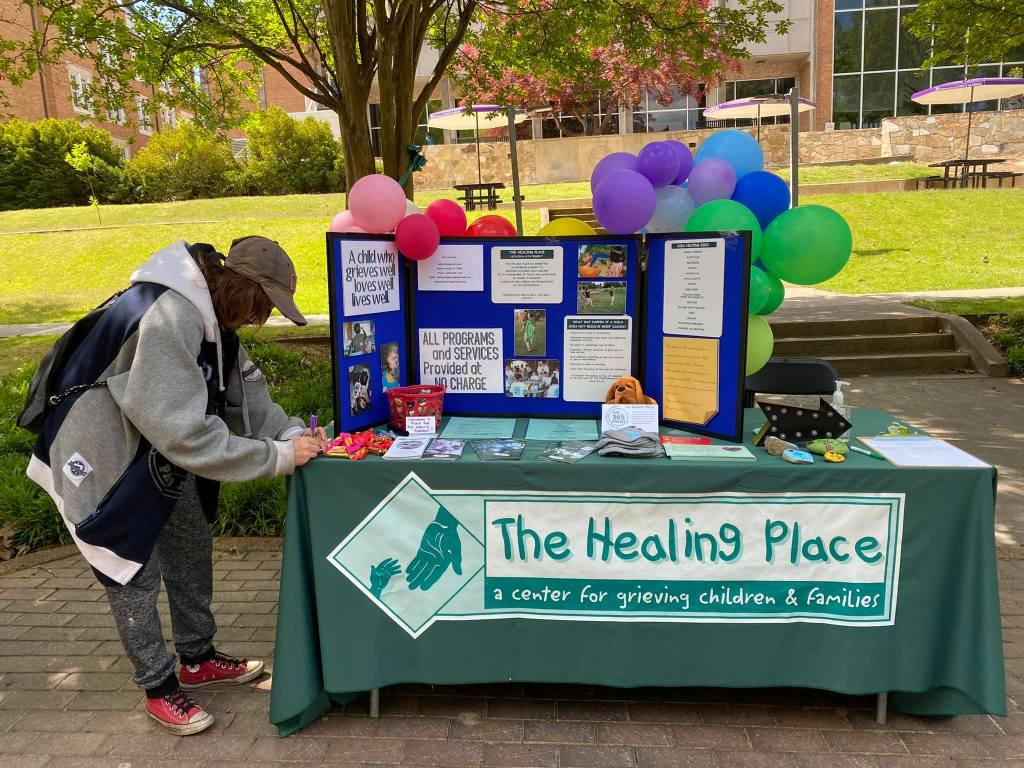 The Healing Place Table
