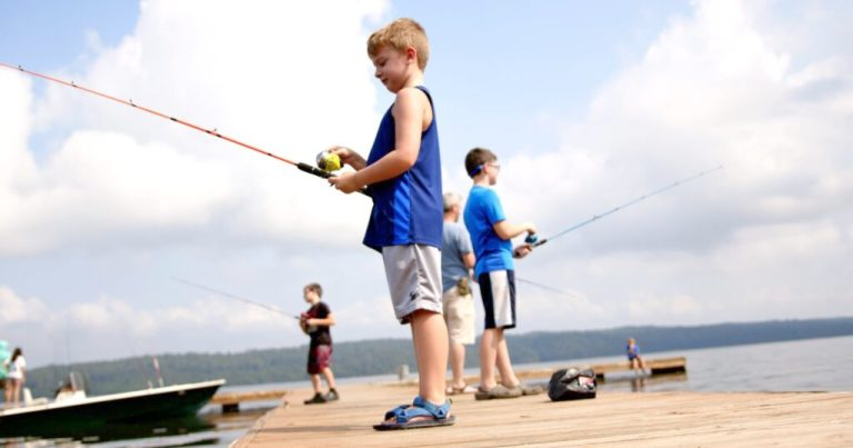 Alabama ranked #10 in best states to go fishing
