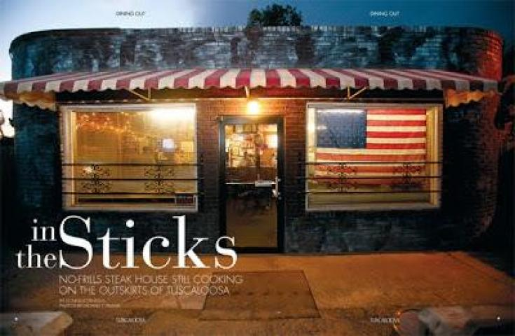 Nick'S In The Sticks Is Truly An Iconic Spot In Tuscaloosa. Photo Via Nick'S In The Sticks On Facebook