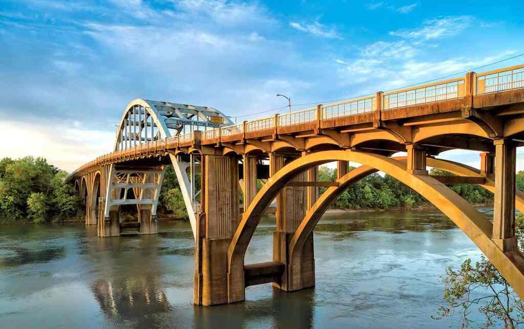 The Historic Selma Bridge