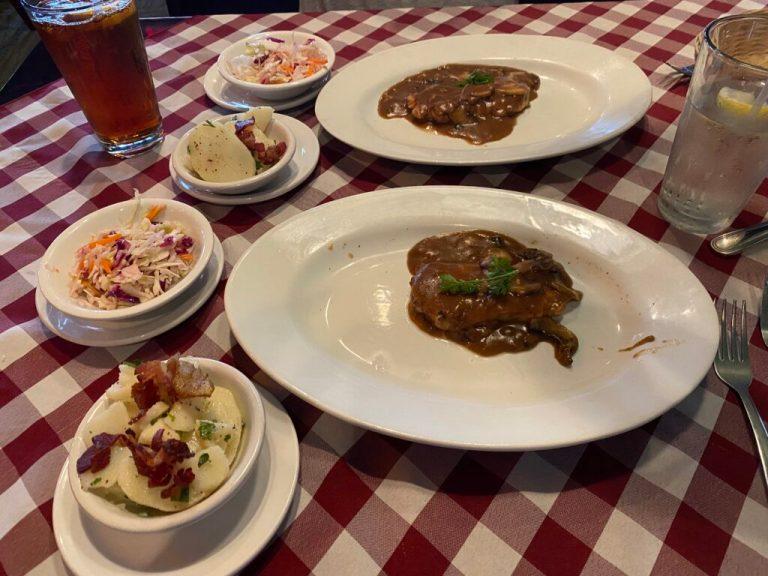 In the mood for German food? Here's Huntsville's top 2