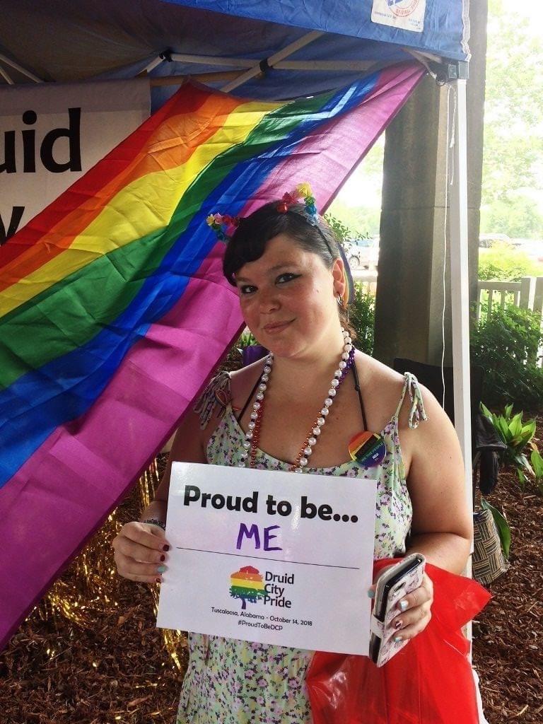 Druid City Pride Tuscaloosa