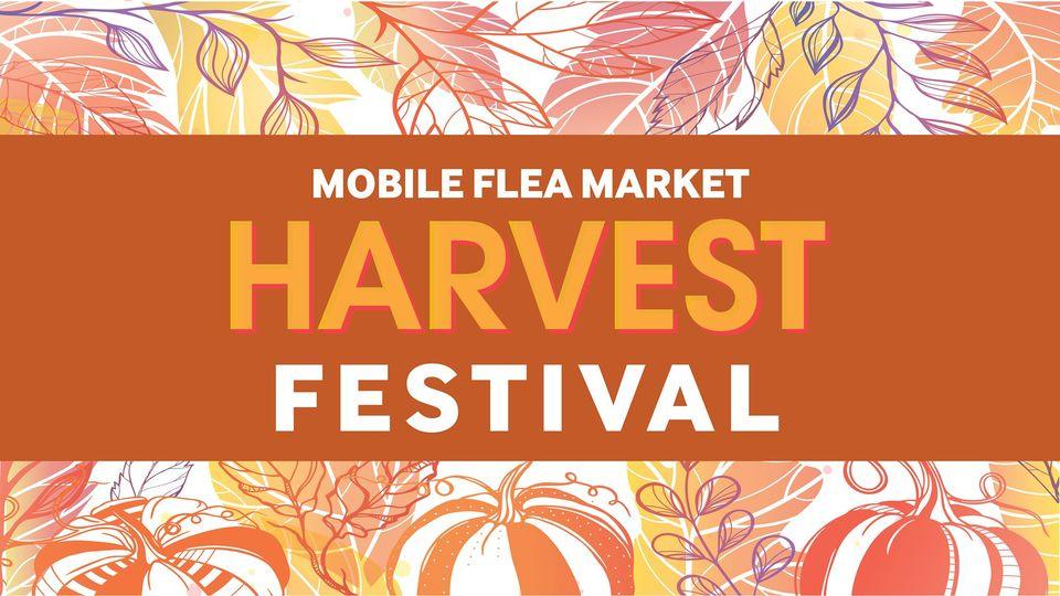 Mobile Flea Market Harvest Festival