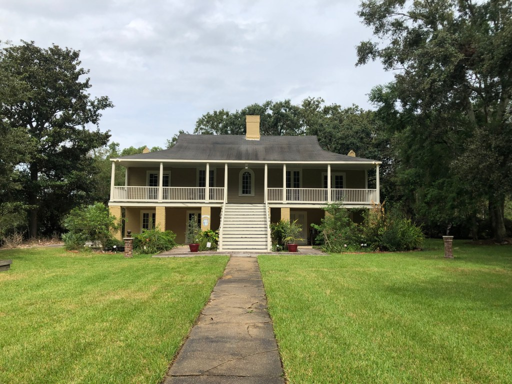 The Oldest House In Mobile
