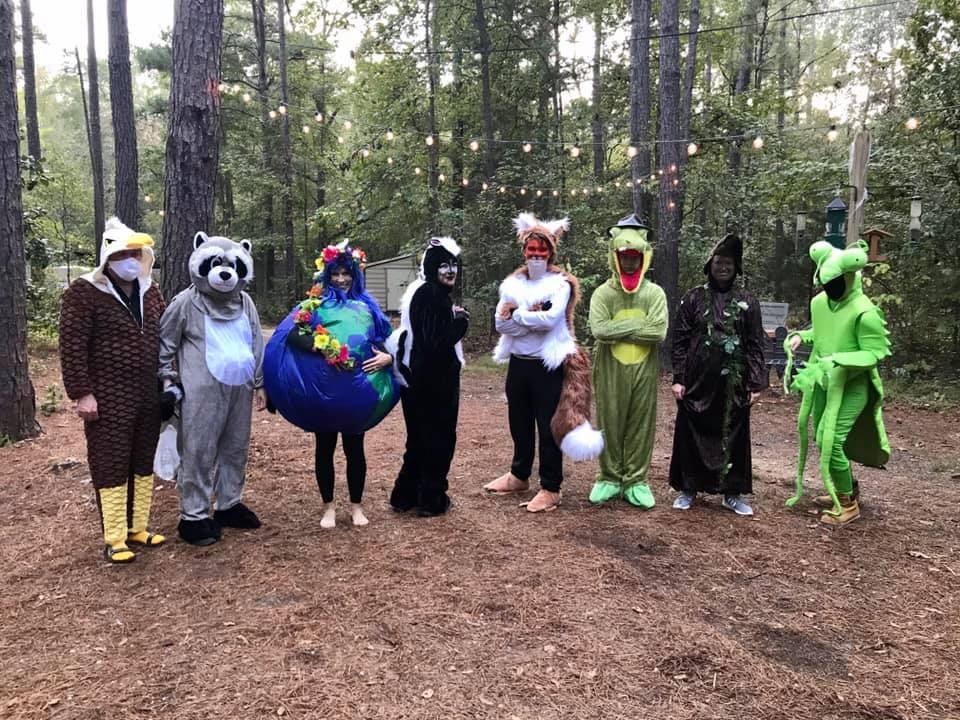 Kreher Park Halloween