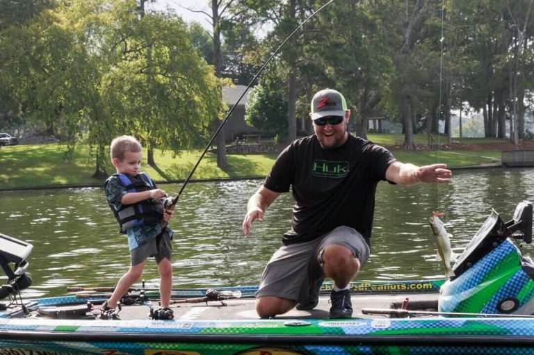 Pull out your fishing poles on Oct.16—Alabama Classic Bass tournament is here