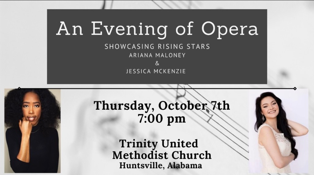 Evening Of Opera In Huntsville