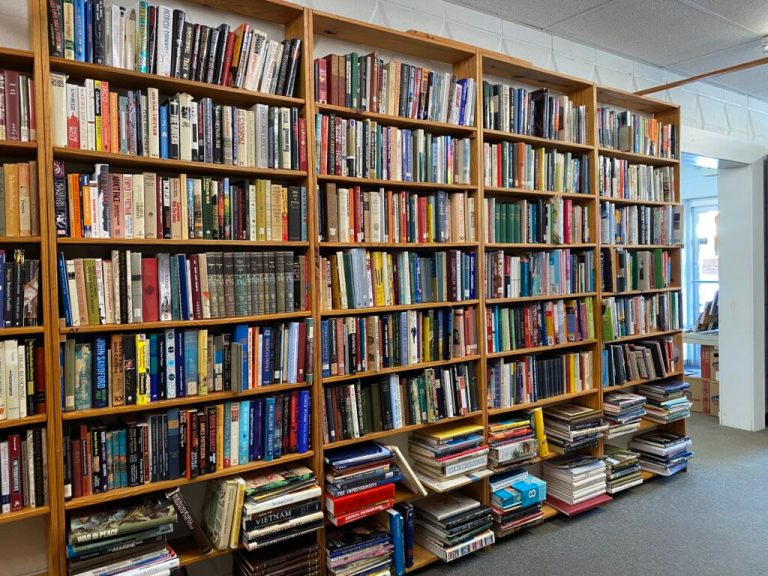 3 bookstores in the Huntsville area + local authors you need to check out