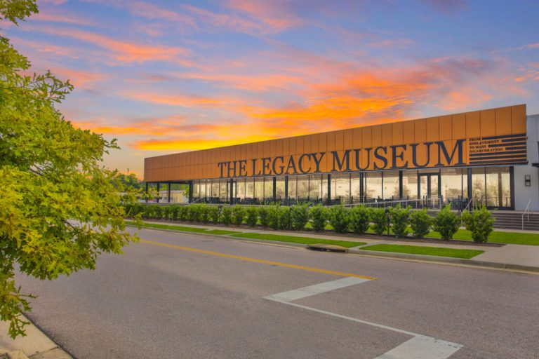 The Legacy Museum opens its doors to the newly expanded building