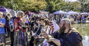 3 exciting reasons to attend this year's Renaissance Faire in Florence Oct. 23-24