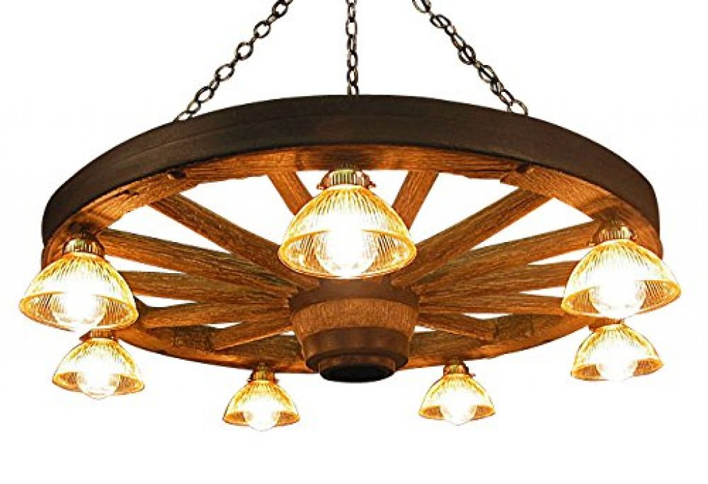 Rustic Chandeliers Amp Edison Chandeliers Guide To The Best Of 2018