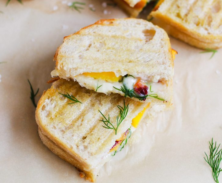 header for healthy grilled cheese sandwiches