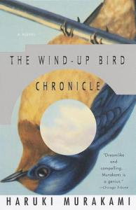 the wind up bird chronicle