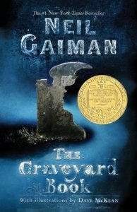 Rave Guest Review: The Graveyard Book