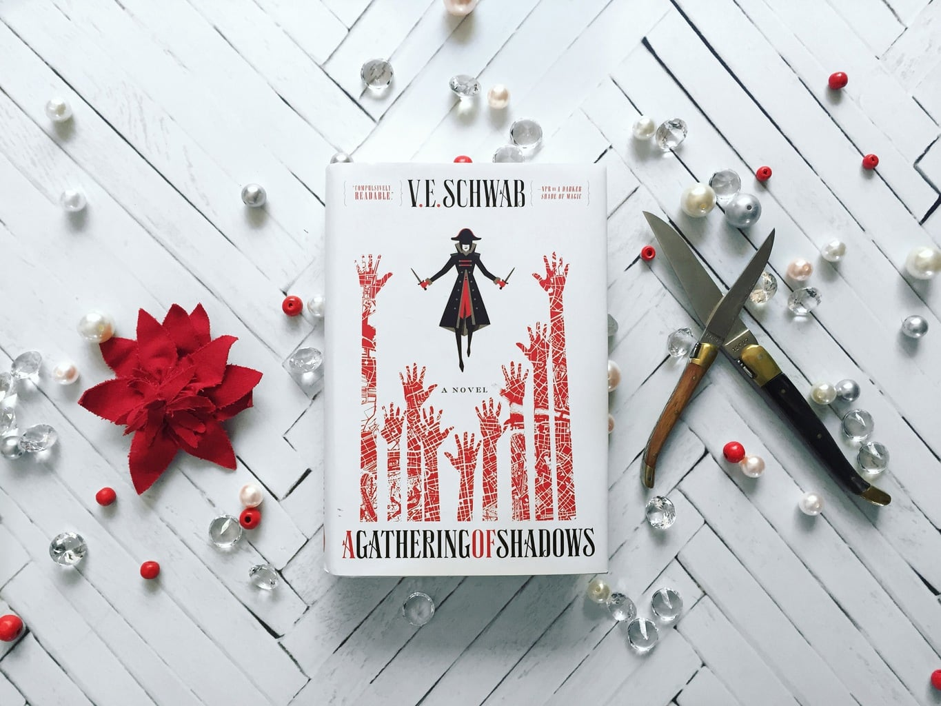 Book Review: A Gathering of Shadows