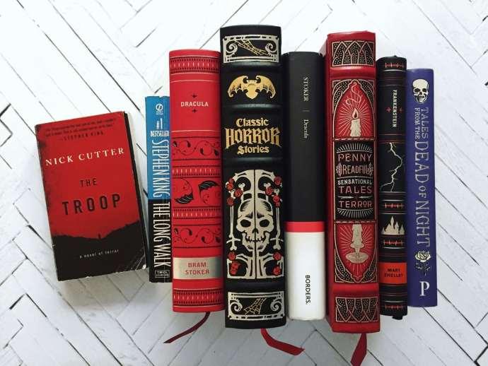 horror books 1