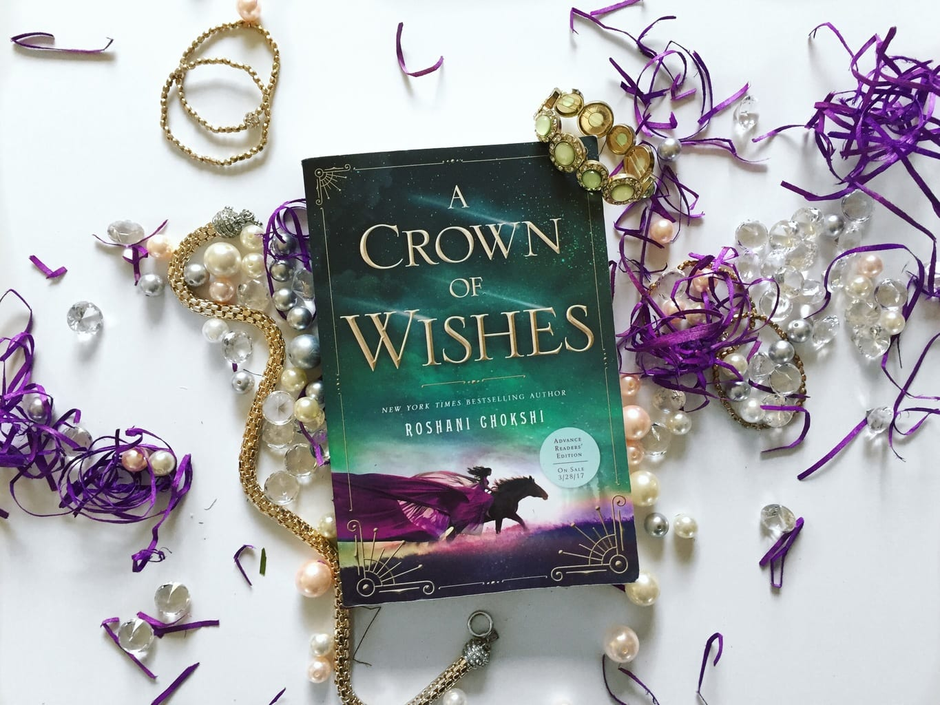 """A Crown of Wishes"" Left Me in a Magical Haze"