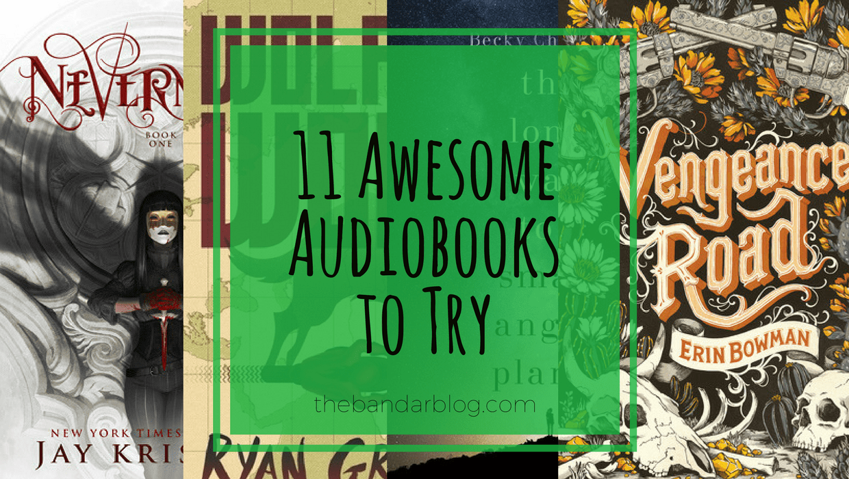 audiobooks to try
