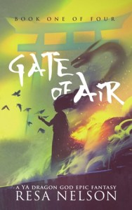 """Blog Tour: """"Gate of Air"""" by Resa Nelson Excerpt + Giveaway!"""