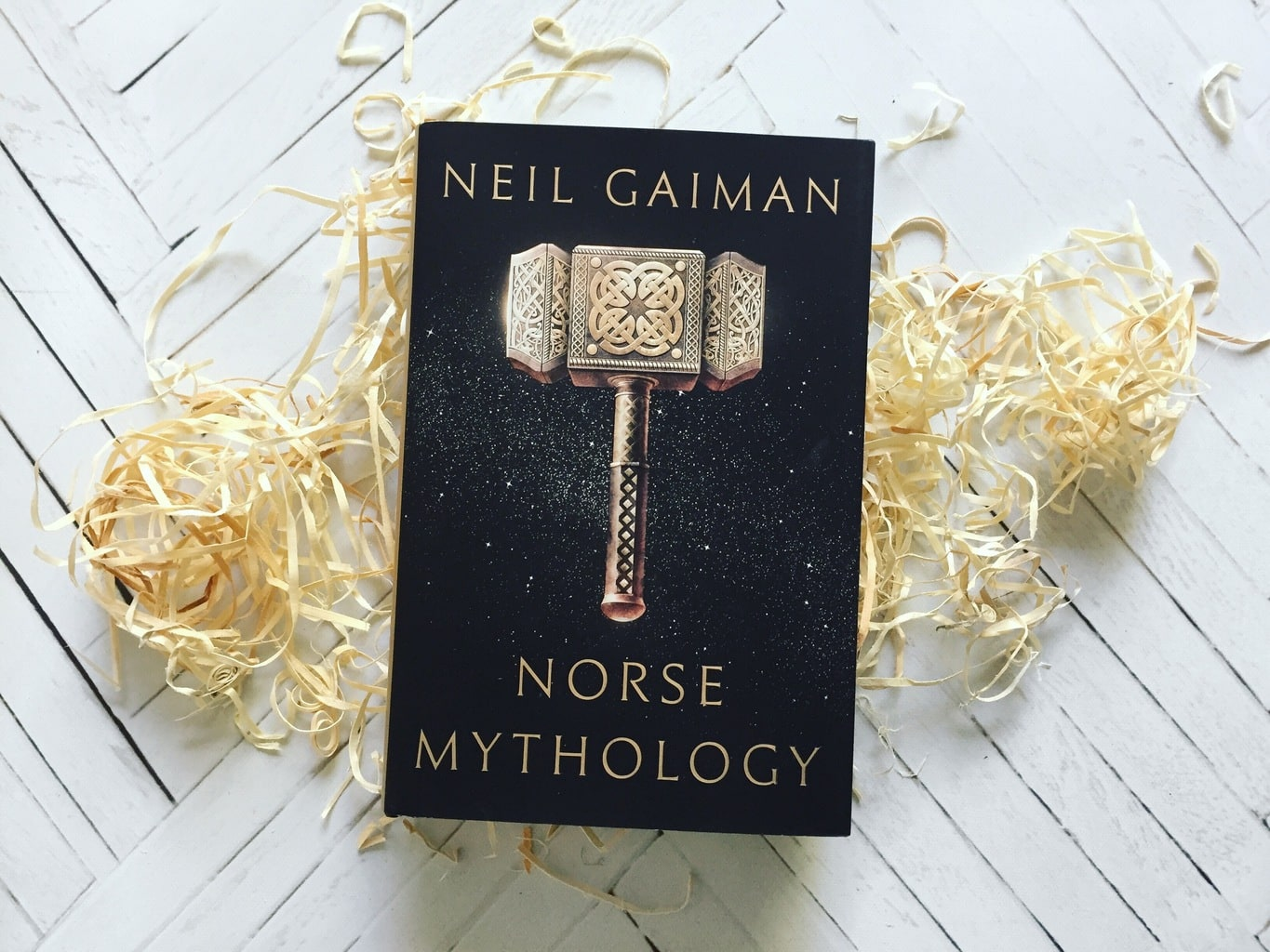 "Norse Mythology: ""My Favorite Thing I've Read In A Long Time"" Guest Review"