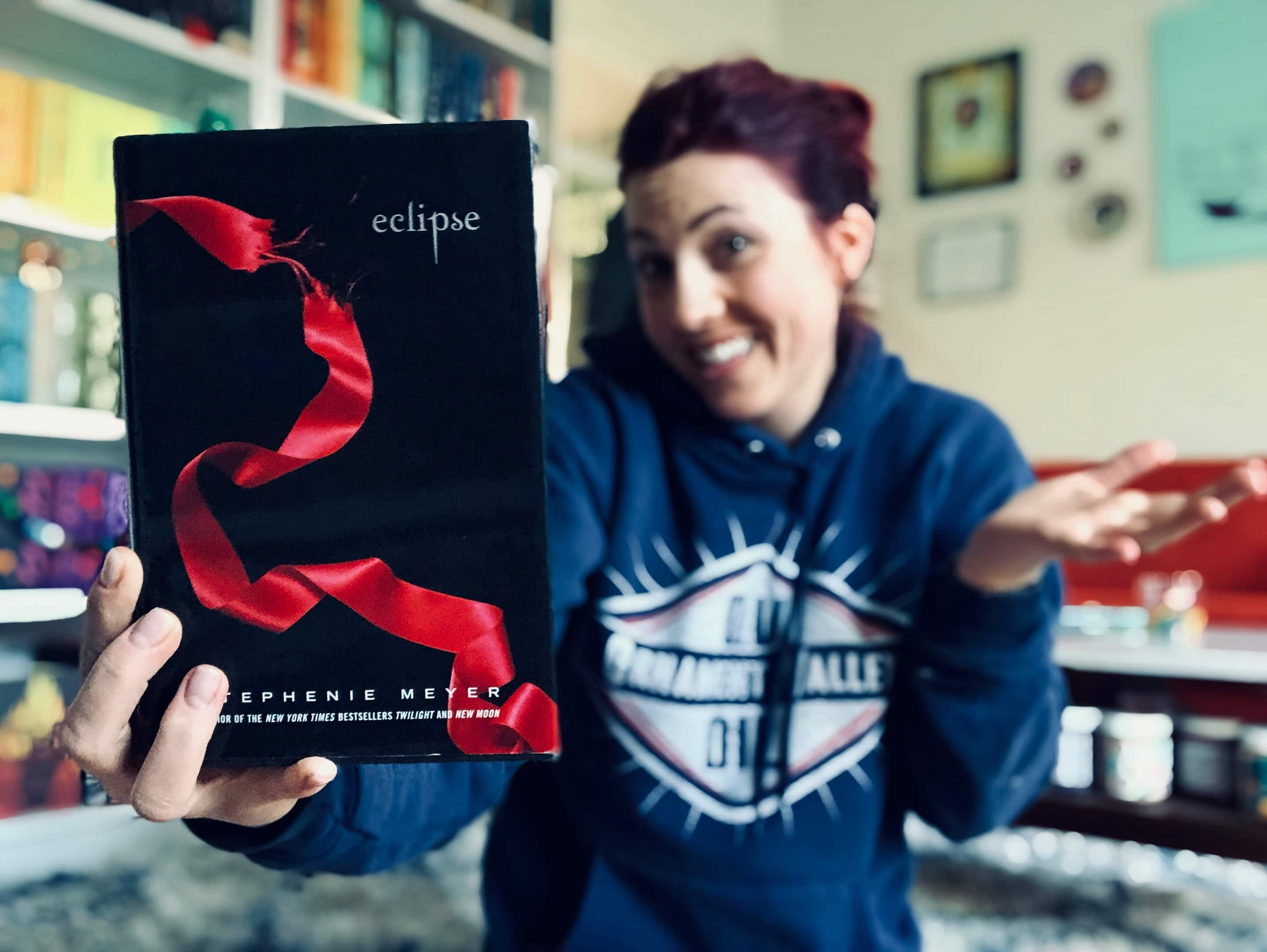 Eclipse: 10 Years Later (Also, I hate Jacob… and Bella)