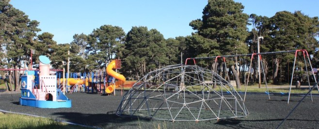 Russ Sommers Memorial Playground