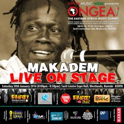 MAKADEM SHOWCASE FLYER