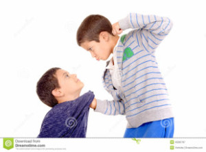 Bullying Is Good For You or: Katabasis