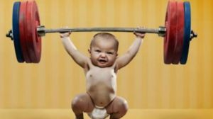 strong-baby