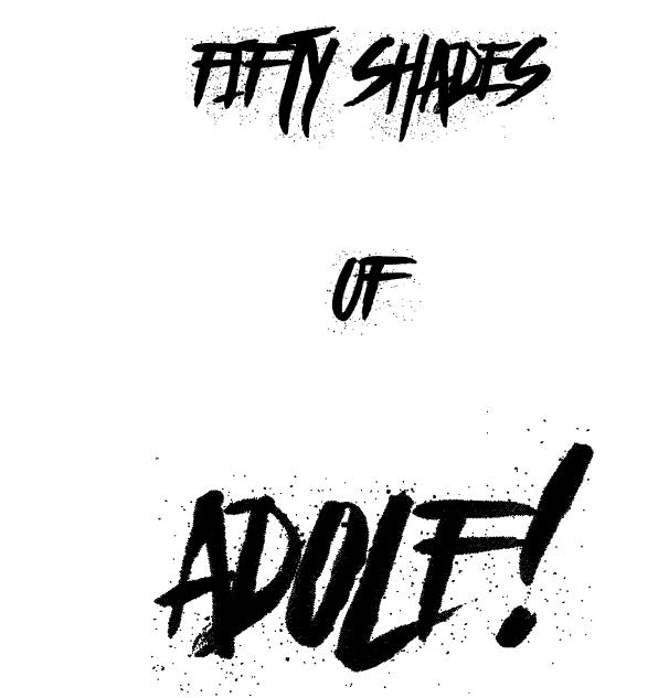 Fifty Shades of Adolf by Jakobi Kid