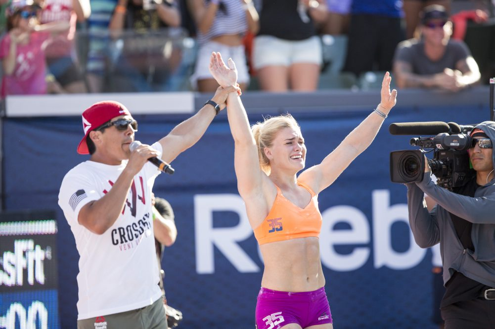 Crossfit games winners will take home the