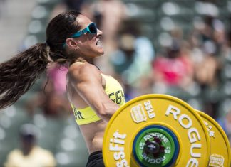Masters Division at the 2016 CrossFit Games
