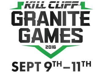 2016 Granite Games Logo