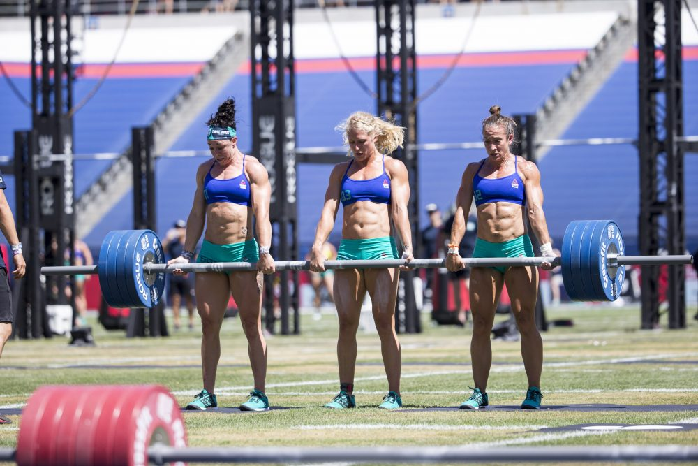 Madison Wisconsin Will Host The 2017 Crossfit Games The Barbell Spin