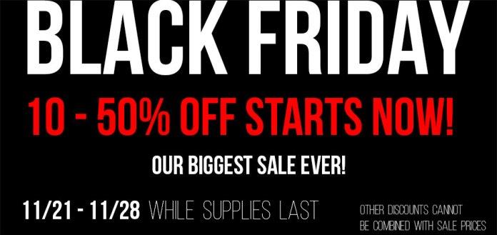 Rep Fitness Black Friday Deals