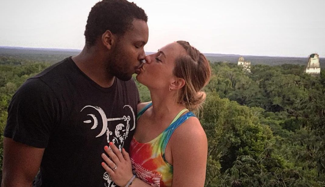 Donovan Ford and Ariel Stevens are engaged