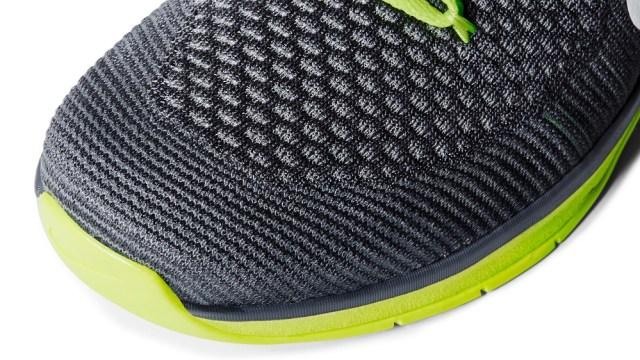 Toe box of Nike Metcon DSX Flyknit