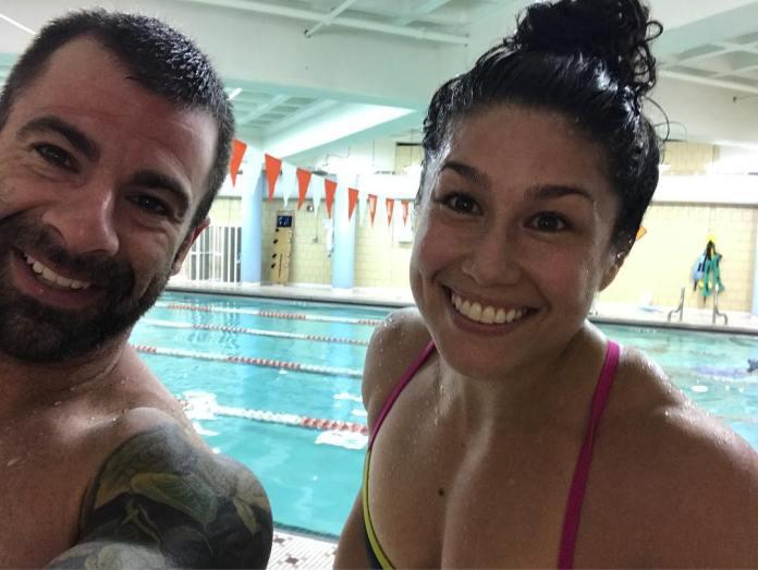 Mike Abgarian and Jessa Lemoine AWOD