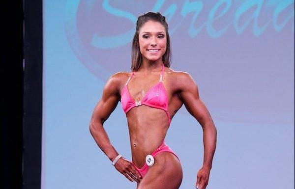 Bethany Branham at 2013 NPC Texas Shredder Classic